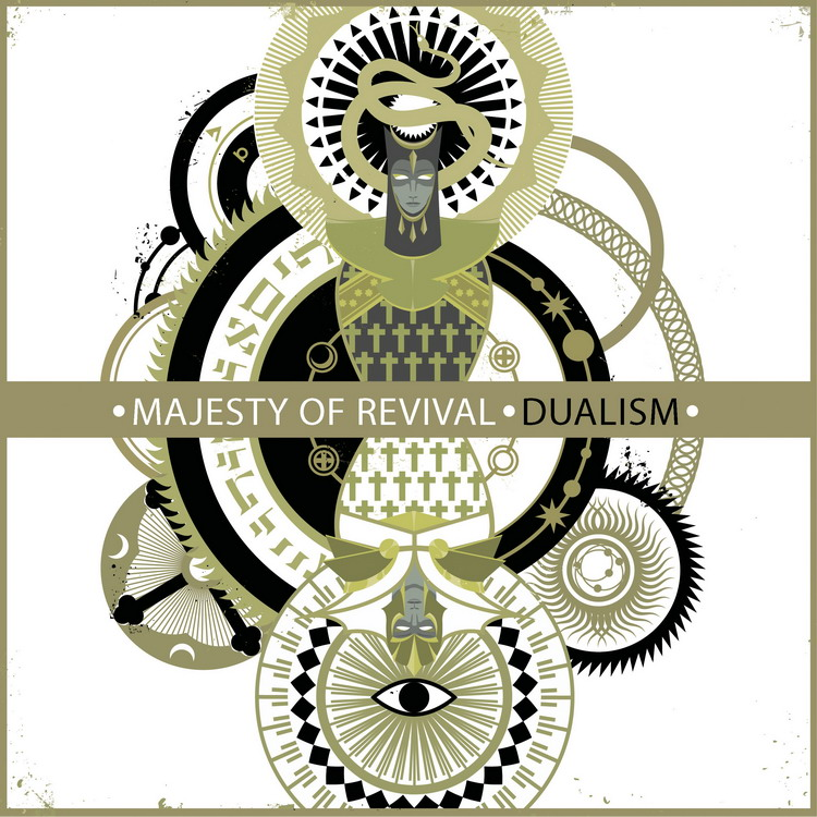 Majesty of Revival title